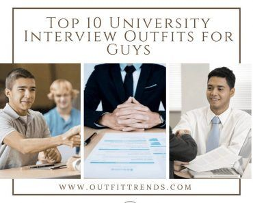 university interview outfit men