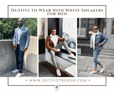Outfits with white sneakers for men (51)