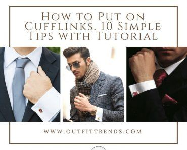 How to wear cufflinks (20)