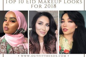 Makeup Looks for Eid 2018