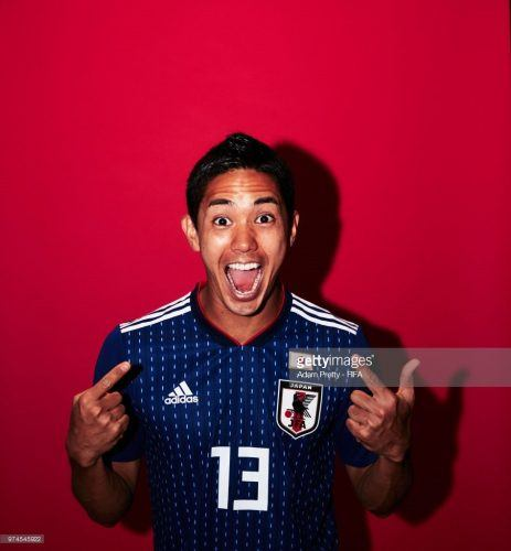 Hottest Players In 2018 FIFA World Cup