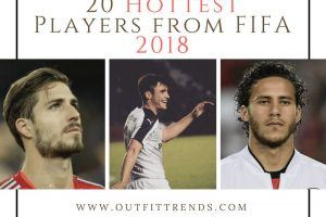 hottest players fifa
