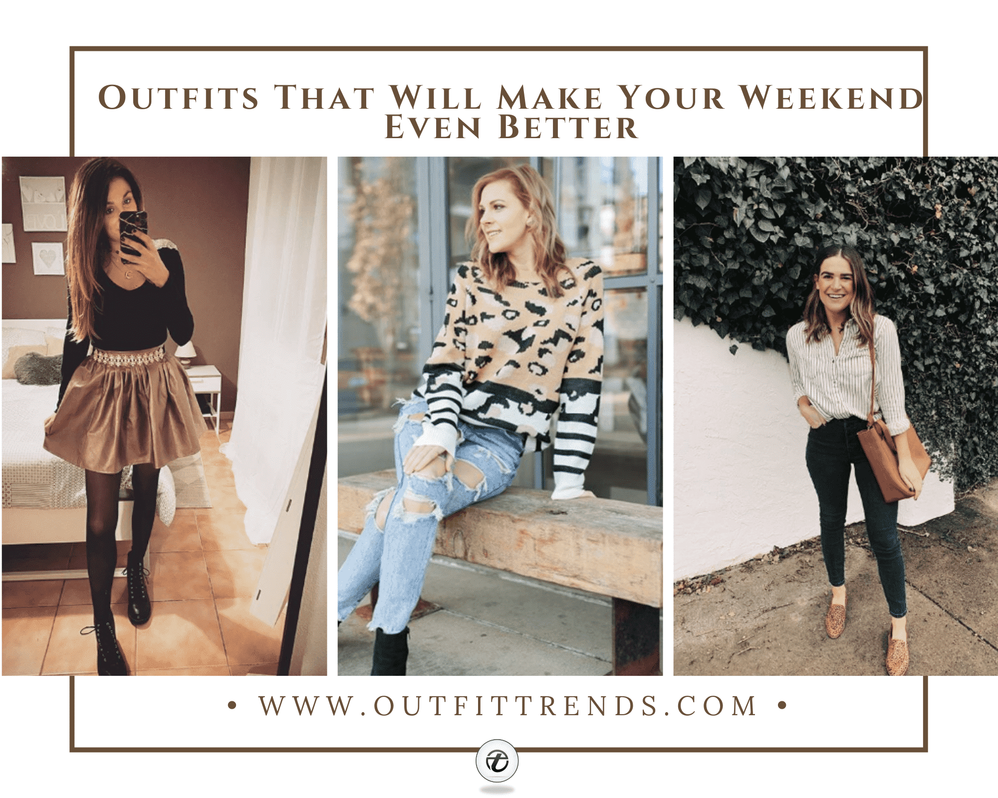 Top 24 Weekend Outfits for Women Trending in 2021