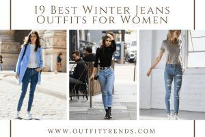 Jeans Outfits for Women in Winter (22)