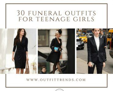 Funeral Outfits for Teenage Girls