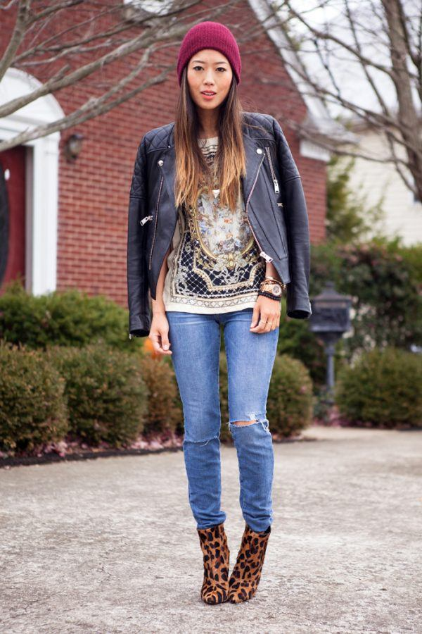 Skinny Jeans Outfit (5)