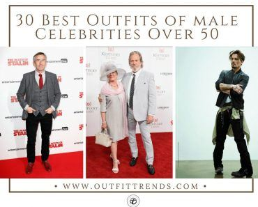 best Male celebrities outfit over 50