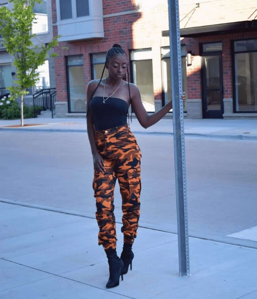 Watch Outfits with Camo Pants-23 Ways To Wear Camo Pants Stylishly video