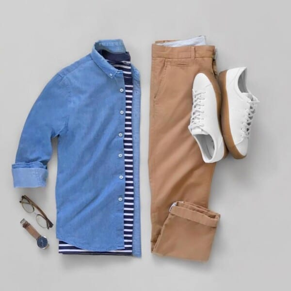 Winter jeans outfits for men (13)