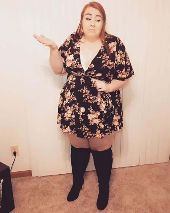 20 Best Plus Size Outfits with Thigh High Boots to Try