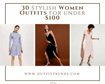 Women Outfits for under $100 (7)