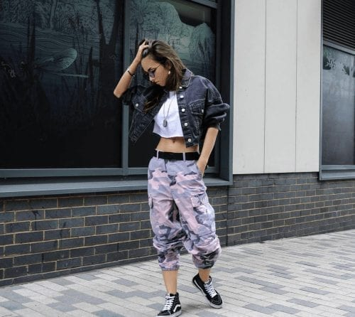Outfits with Camo Pants (17)