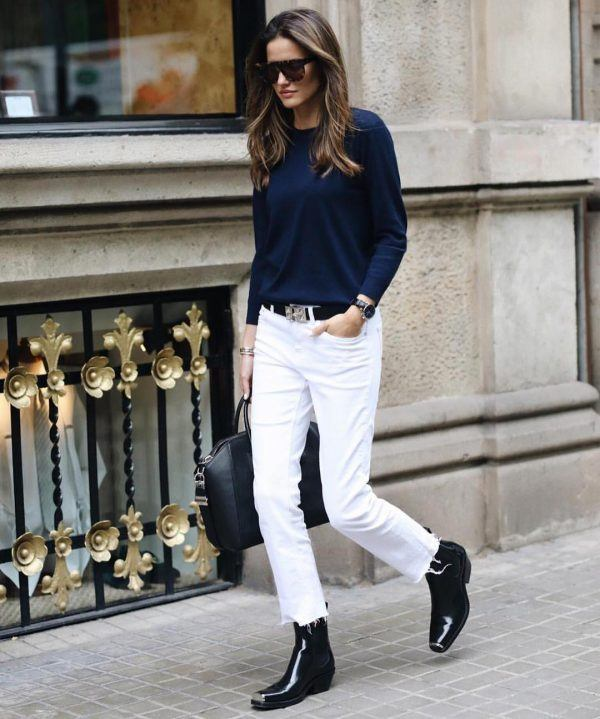 Jeans Outfits for Women in Winter (3)