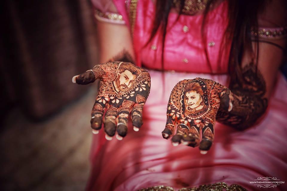 Eccentric Henna Trends - 30 Outlandish Mehndi Designs (29)