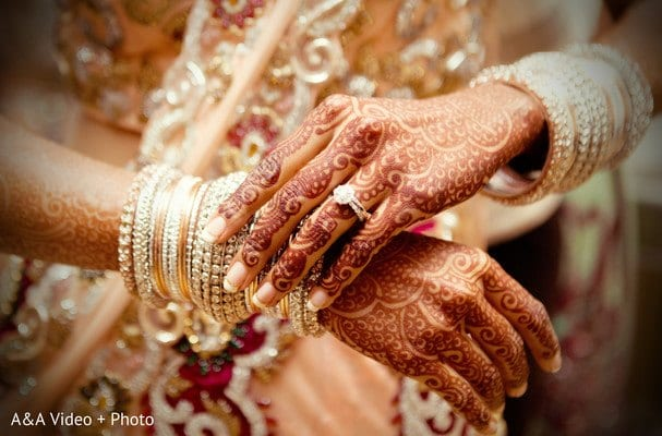 Engagement Mehndi Designs You Should Try (15)