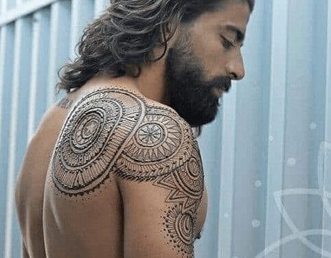 Eccentric Henna Trends - 30 Outlandish Mehndi Designs (13)