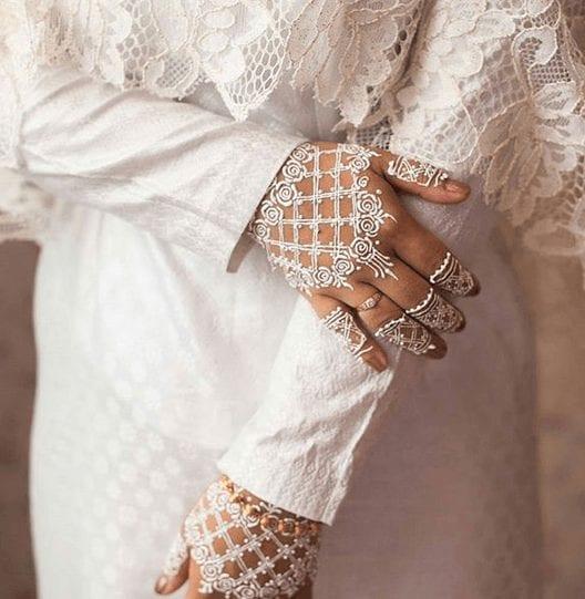 Eccentric Henna Trends - 30 Outlandish Mehndi Designs (12)