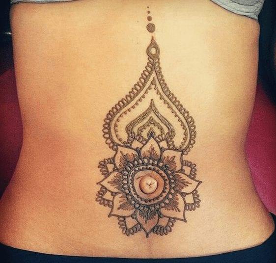 Eccentric Henna Trends - 30 Outlandish Mehndi Designs (8)