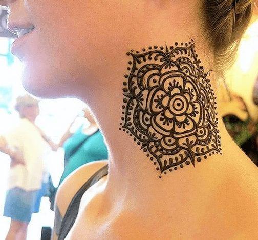 Eccentric Henna Trends - 30 Outlandish Mehndi Designs (6)