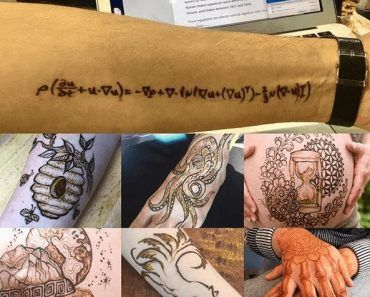Eccentric Henna Trends - 30 Outlandish Mehndi Designs (3)