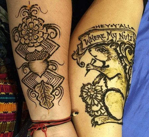 Eccentric Henna Trends - 30 Outlandish Mehndi Designs (17)