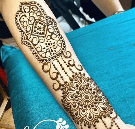 Jaipur Mehndi Designs (30)