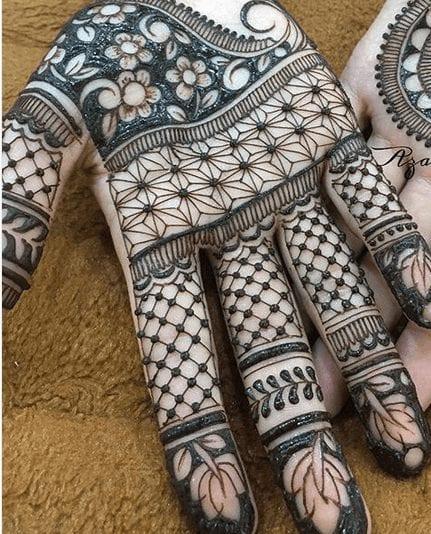 Jaipur Mehndi Designs (28)