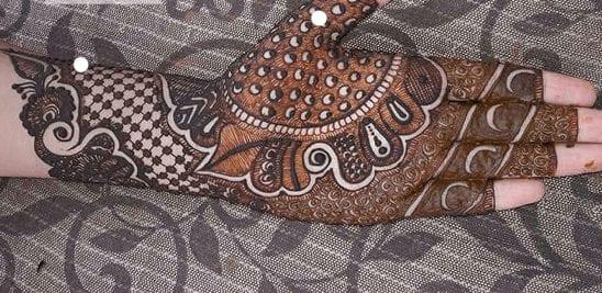 Jaipur Mehndi Designs (7)