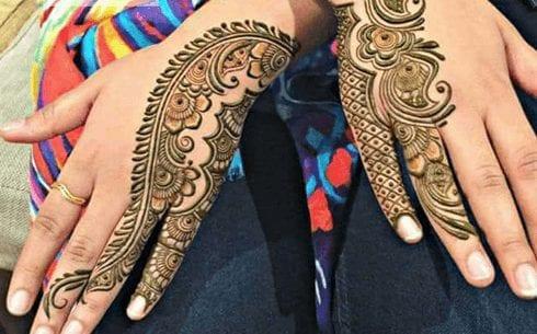 Jaipur Mehndi Designs (6)