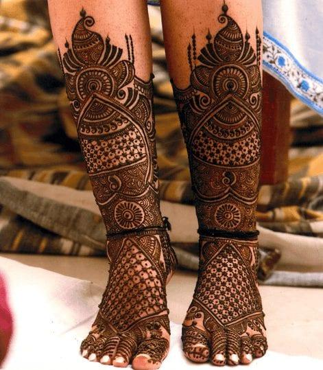 Jaipur Mehndi Designs (1)