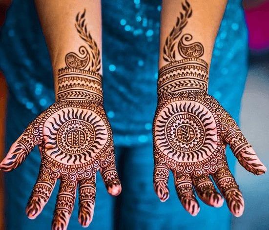 Jaipur Mehndi Designs (24)