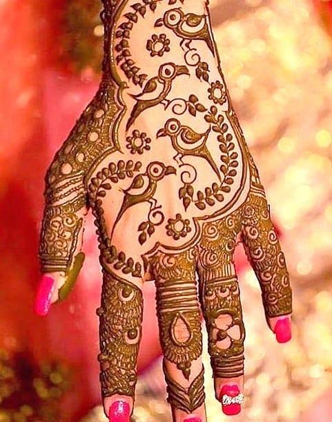 Jaipur Mehndi Designs (22)