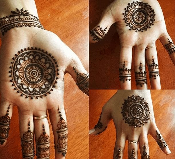 Mehndi Designs For Karva Chauth (15)
