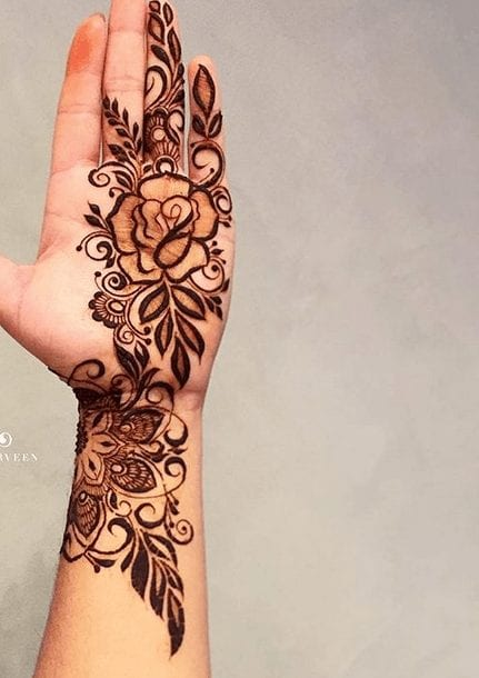 Mehndi Designs For Karva Chauth (14)