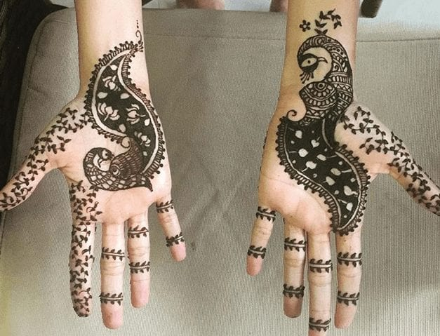 Mehndi Designs For Karva Chauth (12)