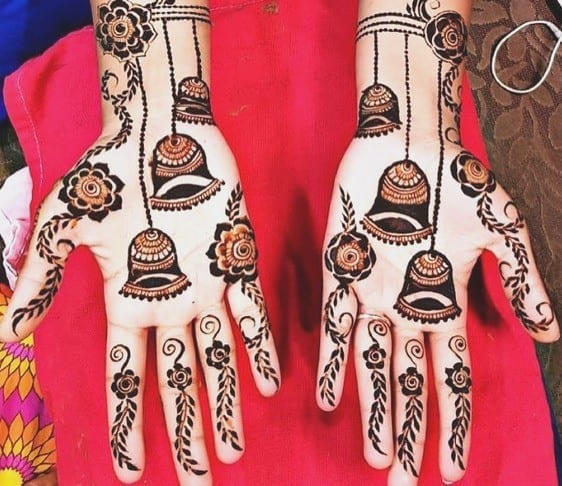 Mehndi Designs For Karva Chauth (5)