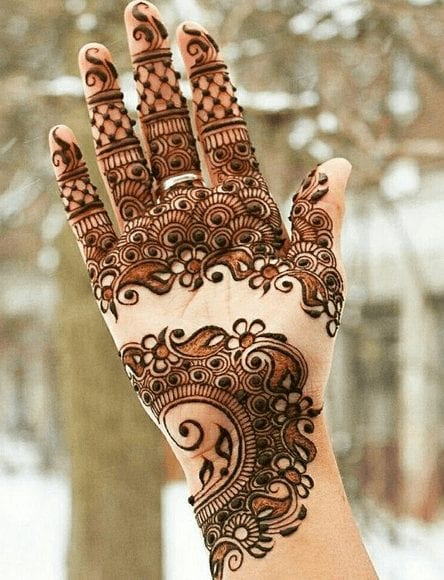 Mehndi Designs For Karva Chauth (30)