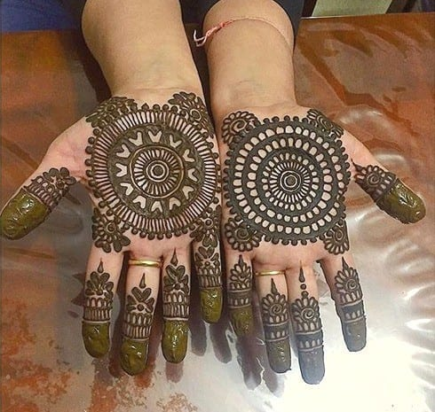 Mehndi Designs For Karva Chauth (3)