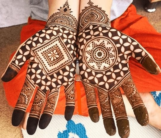Mehndi Designs For Karva Chauth (1)