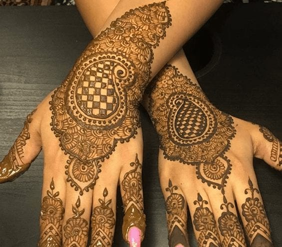 Mehndi Designs For Karva Chauth (29)