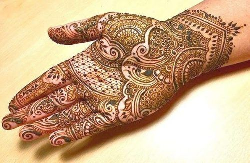Marwari Mehndi Designs (32)