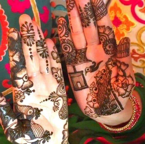 Marwari Mehndi Designs (20)