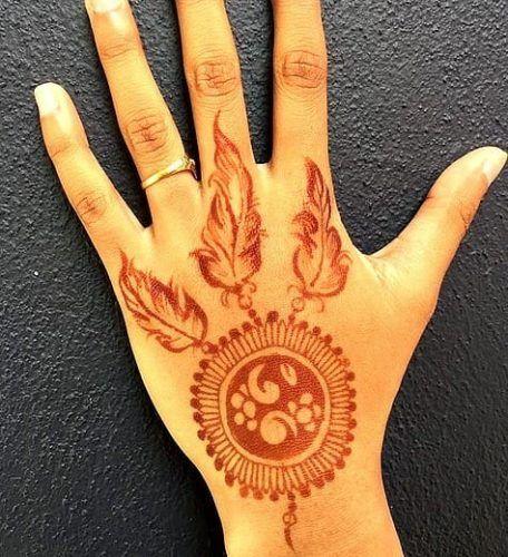 Marwari Mehndi Designs (18)