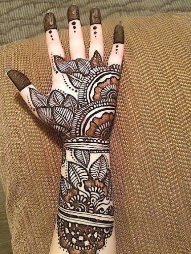 Marwari Mehndi Designs (26)