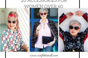 20 Best Accessories for Women Over 60 - All Seasons (24)