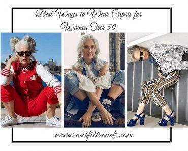 Styling Capri Pants for Women Over 50 (15)