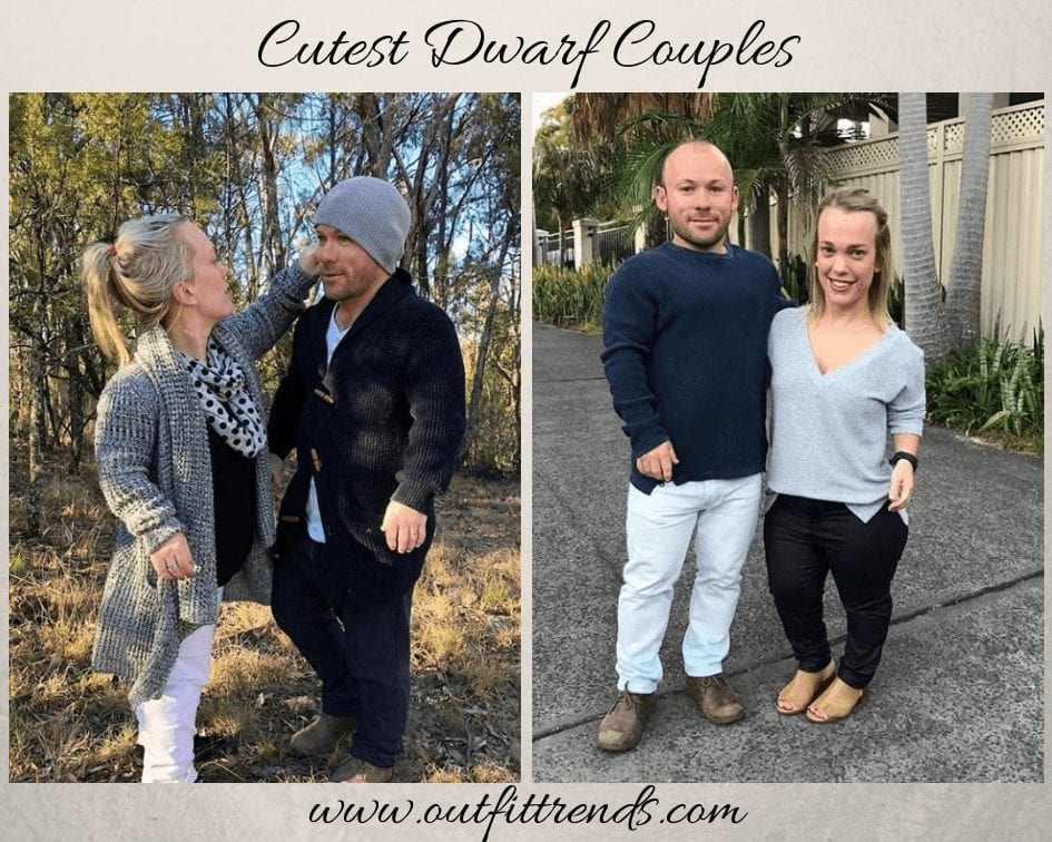 Cute Dwarf Couples -18 World Smallest Couples To Know