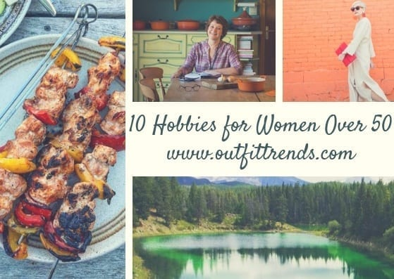 Hobbies for over 50