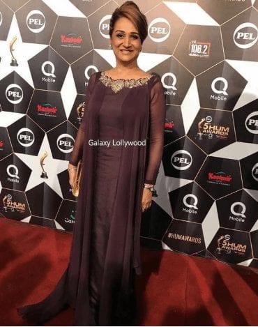 Women Over 50 Pakistani Celebrities Fashion - 20 Outfit Ideas (15)