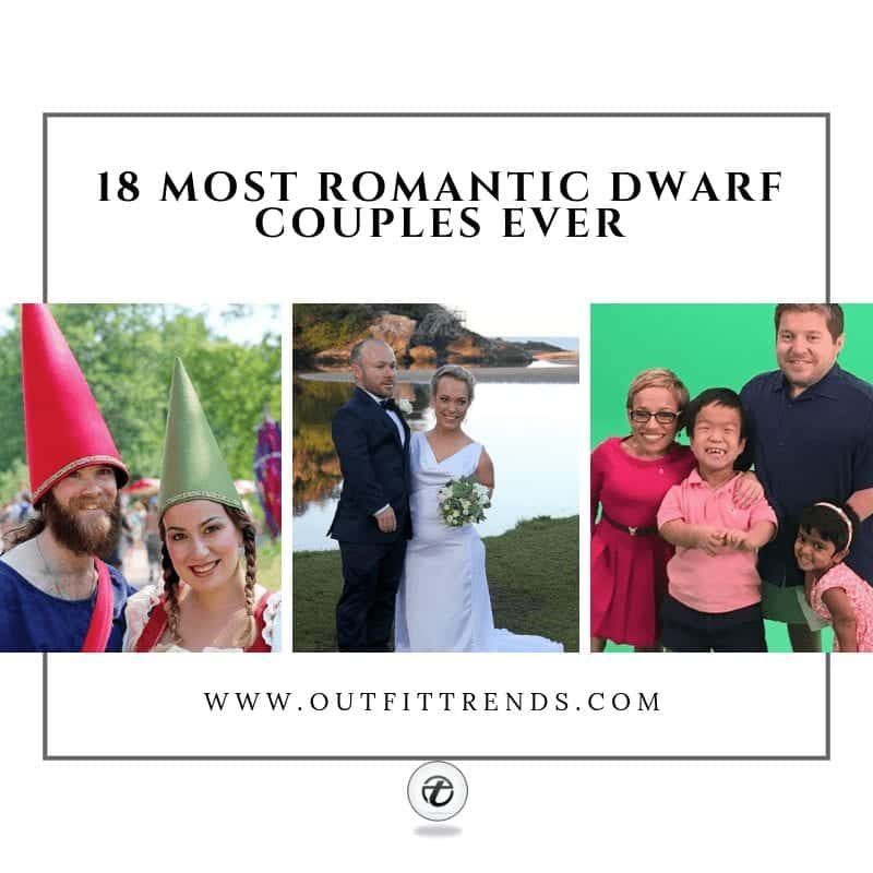 beautiful dwarf couples